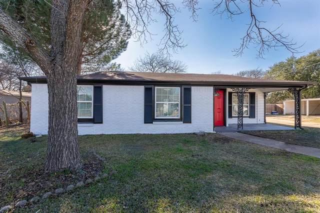 1403 Granbury Street, Cleburne, TX 76033 (MLS #14567236) :: Team Hodnett