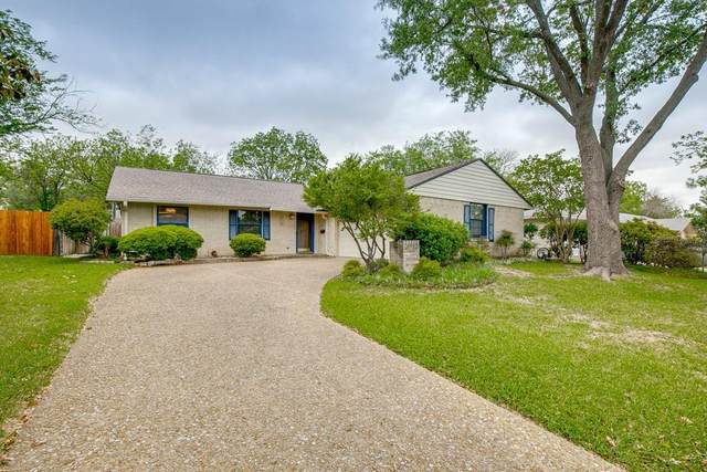 913 Key Colony Drive, Garland, TX 75043 (#14567242) :: Homes By Lainie Real Estate Group