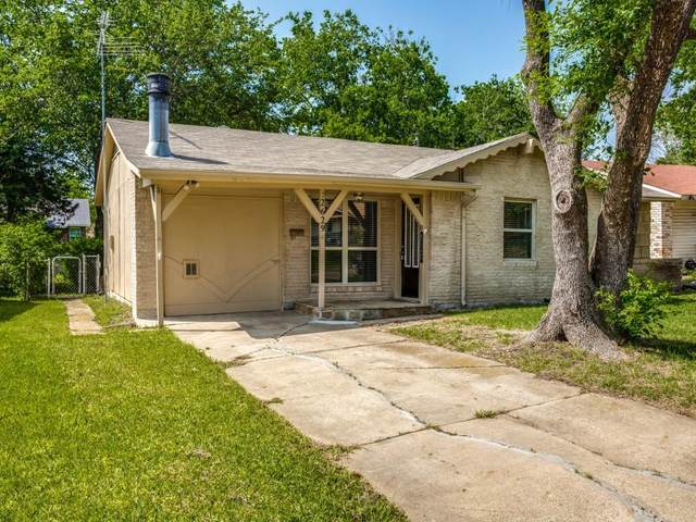 2629 Greenland Drive, Mesquite, TX 75150 (MLS #14567246) :: Real Estate By Design