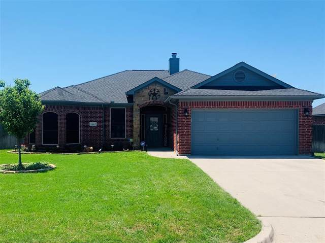 1863 Roadrunner Drive, Weatherford, TX 76088 (MLS #14567299) :: Keller Williams Realty