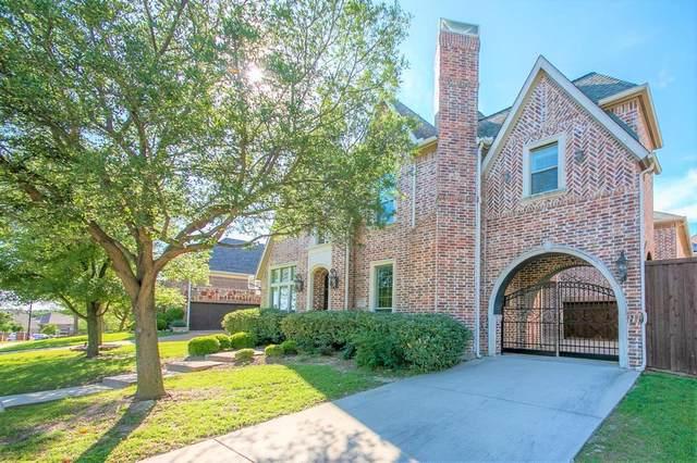 1520 Riverdale Drive, Allen, TX 75013 (MLS #14567398) :: Frankie Arthur Real Estate
