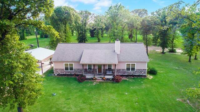 120 Pr 1223, Fairfield, TX 75840 (MLS #14567408) :: Real Estate By Design