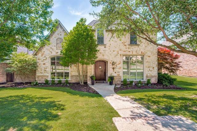 6553 Village Springs Drive, Plano, TX 75024 (MLS #14567418) :: Real Estate By Design