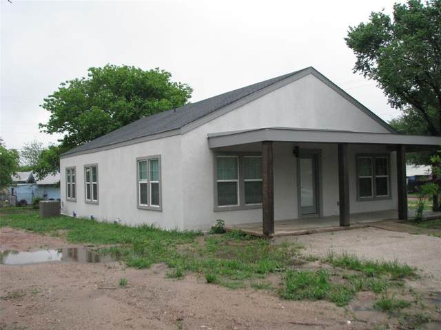 808 Front Street, Cisco, TX 76437 (MLS #14567441) :: RE/MAX Landmark