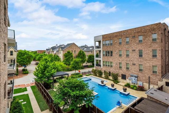 5015 Meridian Lane #2101, Addison, TX 75001 (MLS #14567454) :: All Cities USA Realty