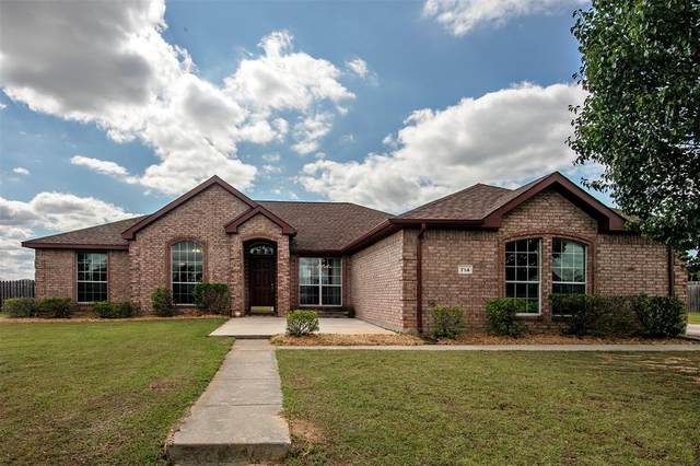 714 Fairmeadow Drive, Krugerville, TX 76227 (#14567458) :: Homes By Lainie Real Estate Group
