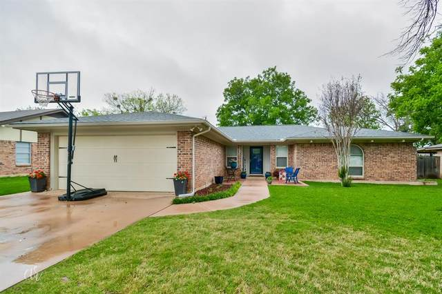 1118 Piedmont Drive, Abilene, TX 79601 (#14567505) :: Homes By Lainie Real Estate Group
