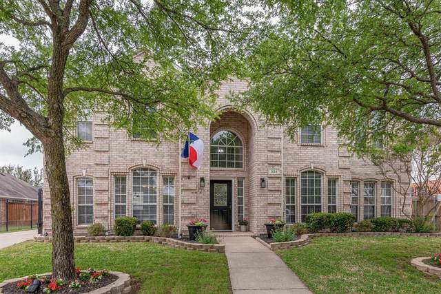 324 Longview Drive, Keller, TX 76248 (MLS #14567527) :: EXIT Realty Elite