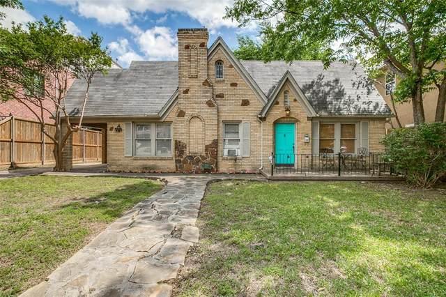 5624 Martel Avenue, Dallas, TX 75206 (MLS #14567534) :: Craig Properties Group