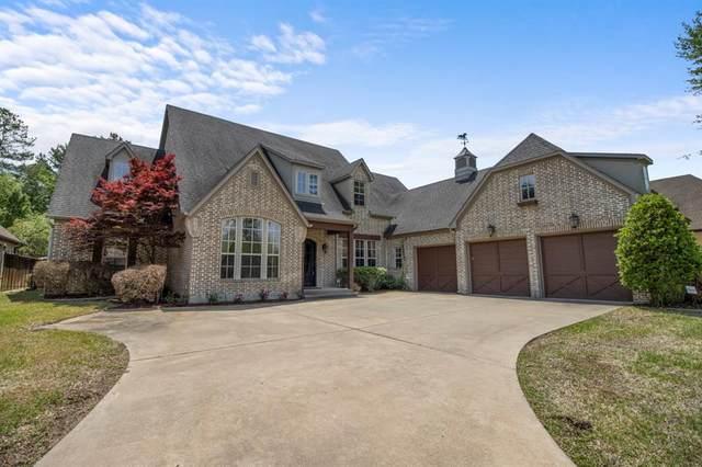 7736 Cross Road, Tyler, TX 75703 (MLS #14567542) :: The Good Home Team