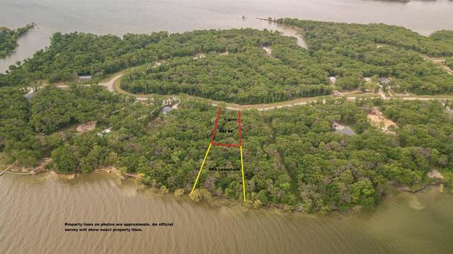 Lot 88 Open Water Point, Quinlan, TX 75474 (MLS #14567566) :: The Rhodes Team