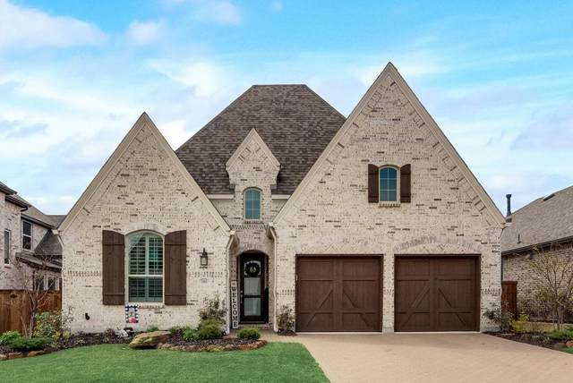 1661 Pebblebrook Lane, Prosper, TX 75078 (MLS #14567573) :: EXIT Realty Elite