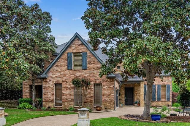 5108 Turnbridge Court, Mckinney, TX 75072 (MLS #14567585) :: Premier Properties Group of Keller Williams Realty