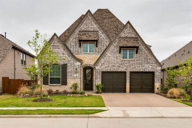 1621 Trellis Drive, Prosper, TX 75078 (MLS #14567600) :: Real Estate By Design