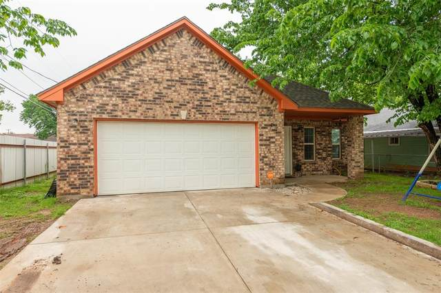 3108 Crenshaw Avenue, Fort Worth, TX 76105 (MLS #14567616) :: All Cities USA Realty
