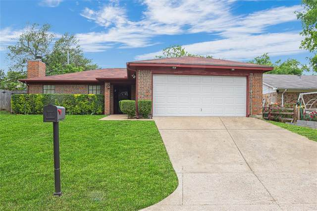3741 Misty Meadow Drive, Fort Worth, TX 76133 (MLS #14567619) :: Wood Real Estate Group