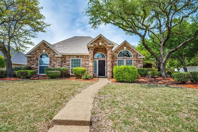 7833 Kings Ridge Road, Frisco, TX 75035 (#14567664) :: Homes By Lainie Real Estate Group