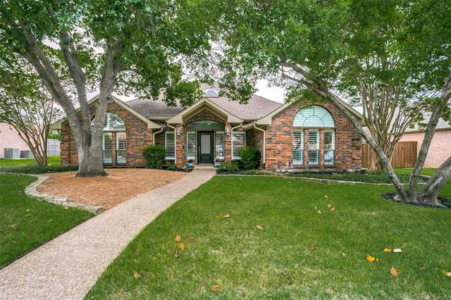 4116 Whistler Drive, Plano, TX 75093 (MLS #14567666) :: All Cities USA Realty