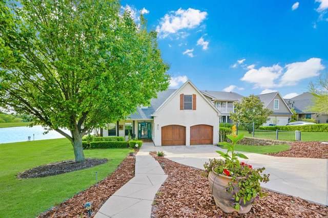 2901 Shoreline Drive, Burleson, TX 76028 (MLS #14567673) :: Wood Real Estate Group