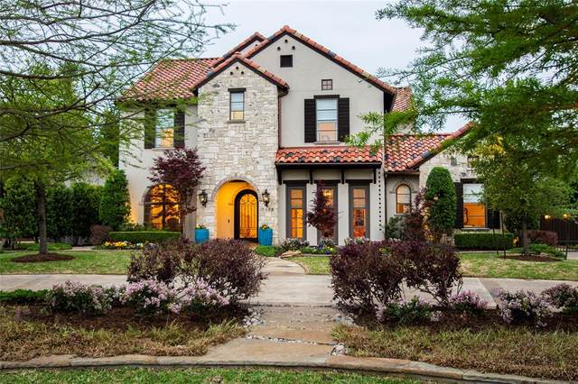 6448 Pemberton Drive, Dallas, TX 75230 (MLS #14567685) :: Frankie Arthur Real Estate