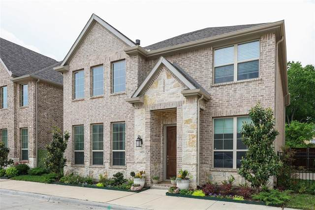 421 Renaissance Lane, Irving, TX 75060 (MLS #14567688) :: The Kimberly Davis Group