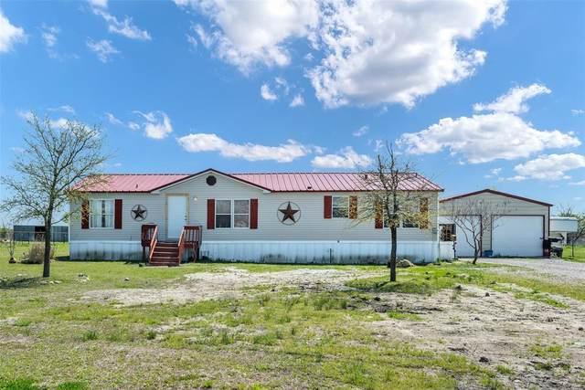 1481 John Wayne Road, Kaufman, TX 75142 (MLS #14567689) :: Real Estate By Design
