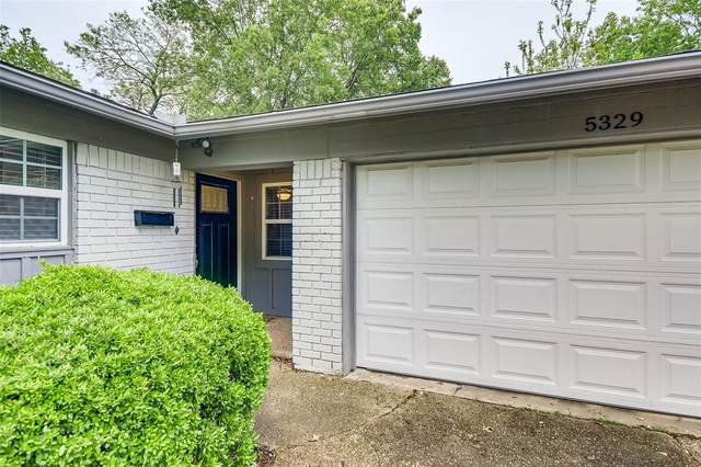 5329 Waits Avenue, Fort Worth, TX 76133 (MLS #14567697) :: The Mitchell Group