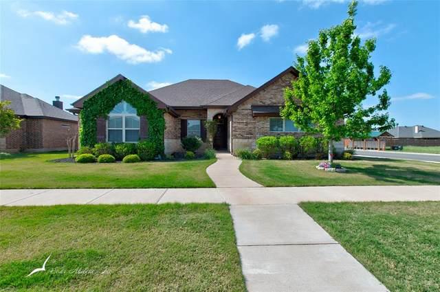 301 Whiterock Drive, Abilene, TX 79602 (MLS #14567724) :: RE/MAX Landmark