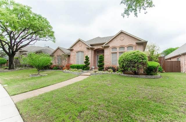 2057 Saint Pierre Drive, Carrollton, TX 75006 (MLS #14567726) :: The Kimberly Davis Group