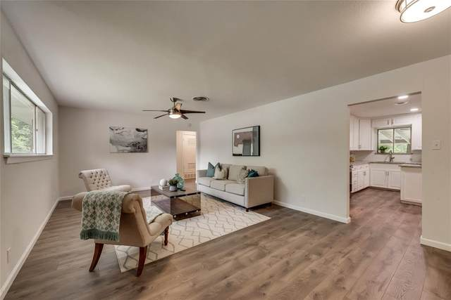 6772 Mike Drive, North Richland Hills, TX 76180 (MLS #14567733) :: Premier Properties Group of Keller Williams Realty