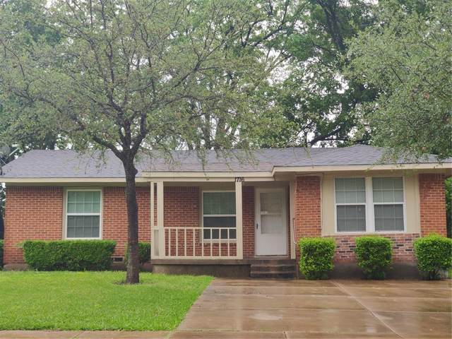 1716 Highland Street, Mesquite, TX 75149 (MLS #14567742) :: The Chad Smith Team