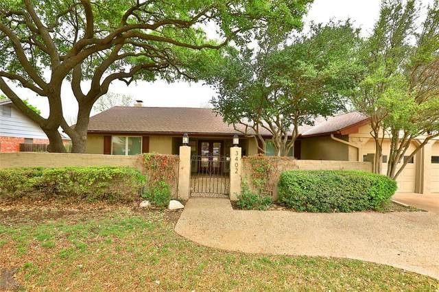 3402 High Meadows Drive, Abilene, TX 79605 (MLS #14567784) :: VIVO Realty