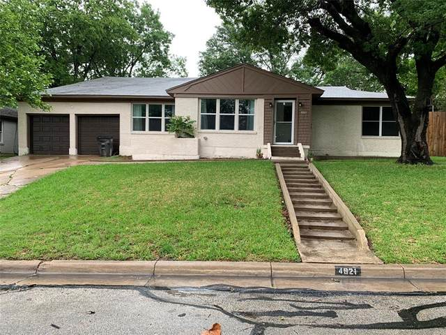 4921 Staples Avenue, Fort Worth, TX 76133 (MLS #14567800) :: The Mitchell Group