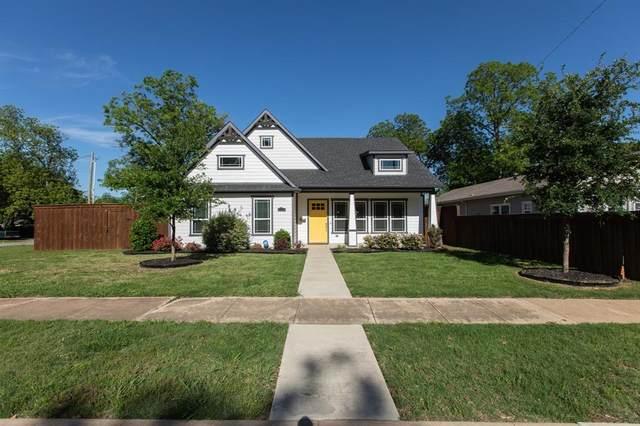 902 S Marlborough Avenue, Dallas, TX 75208 (MLS #14567834) :: Front Real Estate Co.