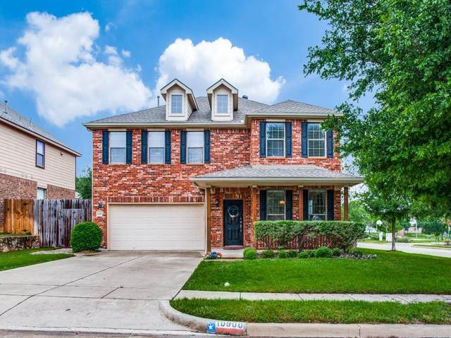 10600 Vista Heights Boulevard, Fort Worth, TX 76108 (MLS #14567835) :: The Kimberly Davis Group
