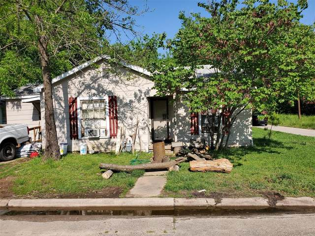 4019 Gordon Street, Greenville, TX 75401 (MLS #14567871) :: The Kimberly Davis Group