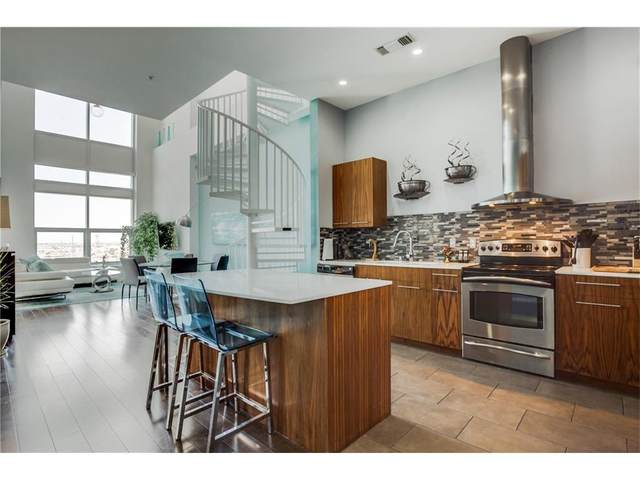 2323 N Houston Street #701, Dallas, TX 75219 (MLS #14567880) :: Frankie Arthur Real Estate