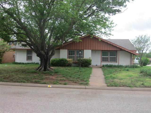 1738 Minter Lane, Abilene, TX 79603 (MLS #14567893) :: The Kimberly Davis Group