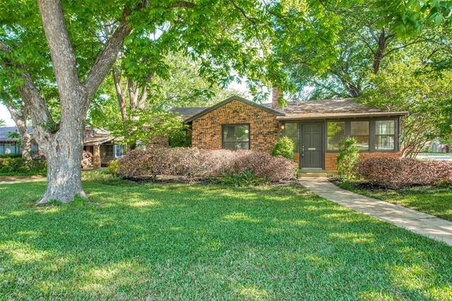 3400 Hilltop Road, Fort Worth, TX 76109 (MLS #14567904) :: 1st Choice Realty
