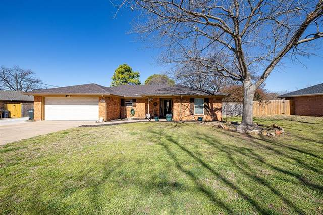 1307 Fourth Street, Granbury, TX 76048 (MLS #14567907) :: Frankie Arthur Real Estate