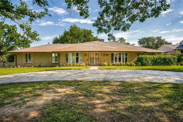 3707 Northaven Road, Dallas, TX 75229 (MLS #14567915) :: Front Real Estate Co.