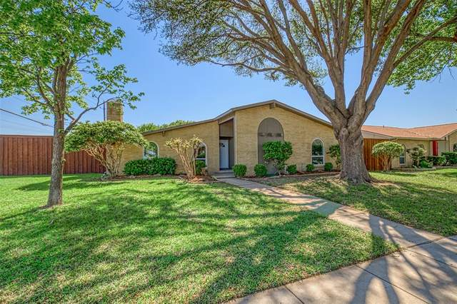 5132 Strickland Avenue, The Colony, TX 75056 (MLS #14567918) :: Jones-Papadopoulos & Co