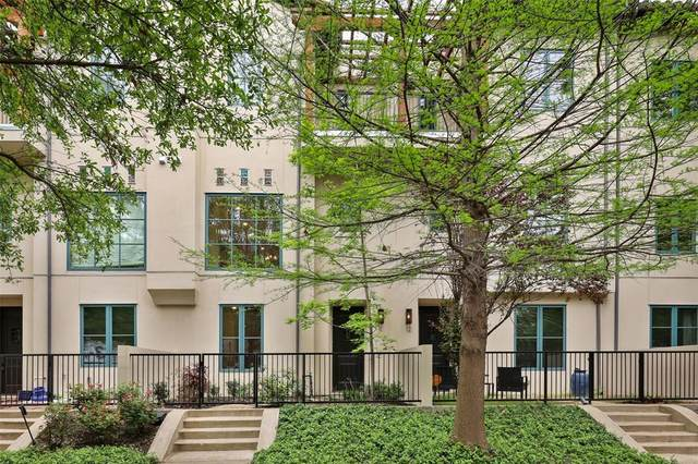4406 Bowser Avenue #11, Dallas, TX 75219 (MLS #14567931) :: The Star Team | JP & Associates Realtors