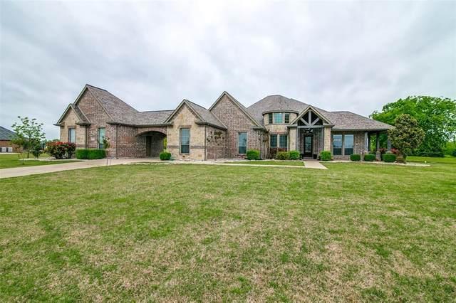 10077 Dorsett Drive, Forney, TX 75126 (MLS #14567941) :: RE/MAX Landmark