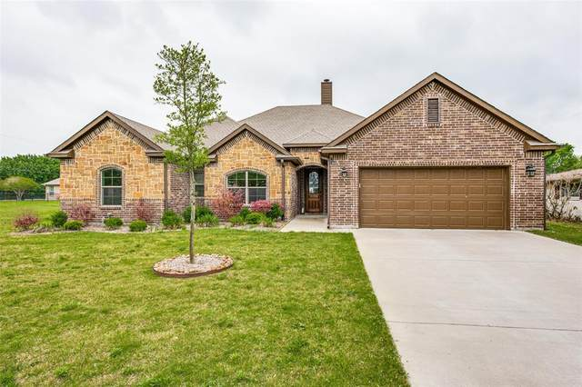 105 Reba Road, Heath, TX 75032 (MLS #14567957) :: The Kimberly Davis Group