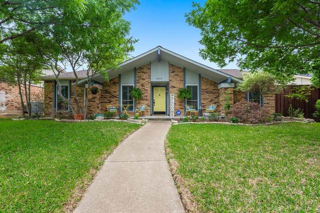 5605 Tyler St, The Colony, TX 75056 (MLS #14567964) :: Wood Real Estate Group