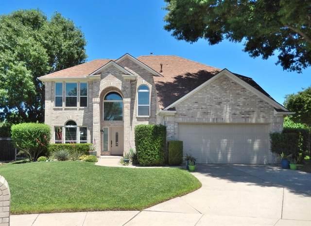 5604 Hill Haven Court, Frisco, TX 75035 (MLS #14567984) :: Team Tiller
