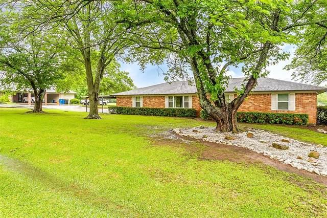 1111 Honeysuckle, Keene, TX 76059 (MLS #14567988) :: Real Estate By Design