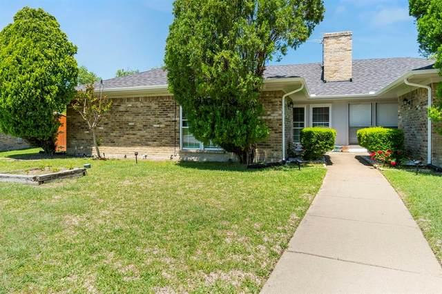 9822 Ferris Creek Place, Dallas, TX 75243 (MLS #14568012) :: VIVO Realty