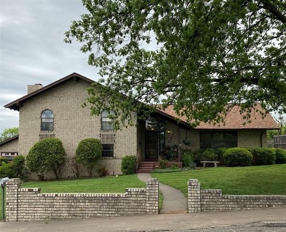 801 W Oregon, Seymour, TX 76380 (MLS #14568033) :: Real Estate By Design